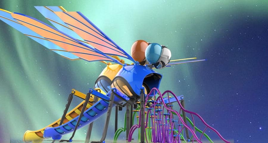 蜻蜓产品研发设计