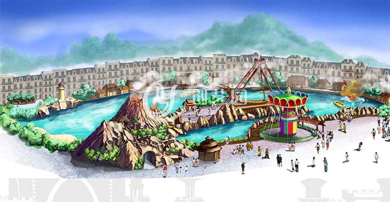 杭州乐园设计及工程