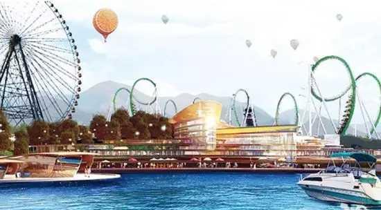 如何宏观的思考主题乐园规划设计布局?看这里,为你揭秘!