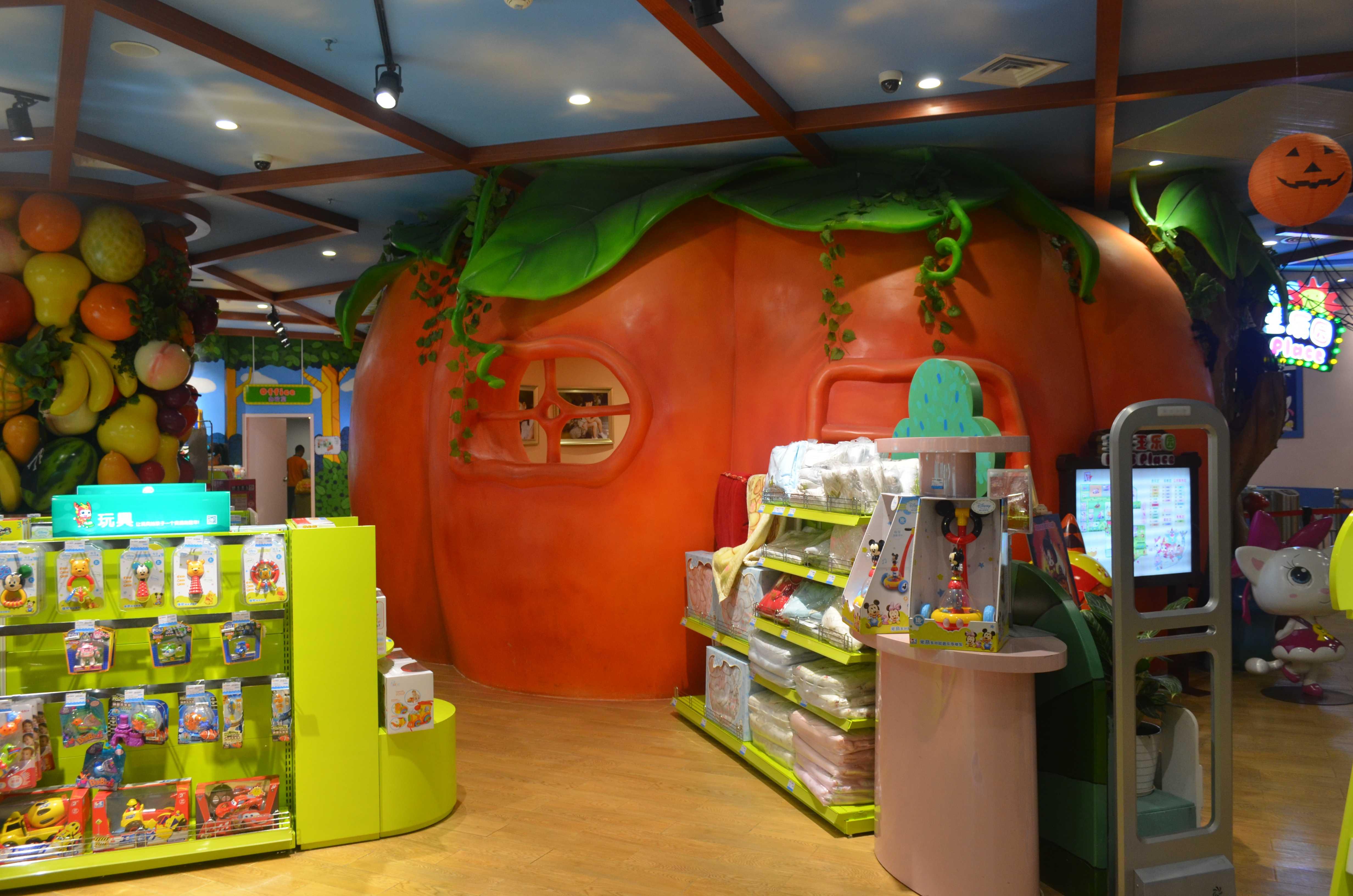 儿童主题乐园规划设计标准!