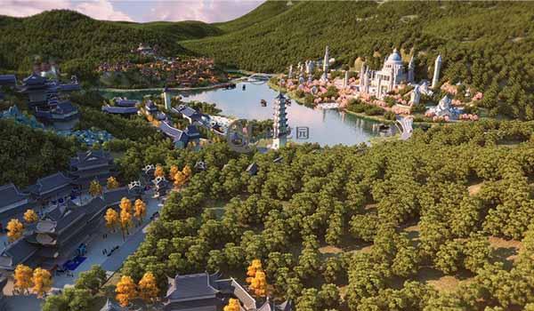 温泉小镇文化旅游项目总体策划案例