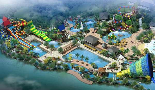 必看//水上乐园规划设计要点!