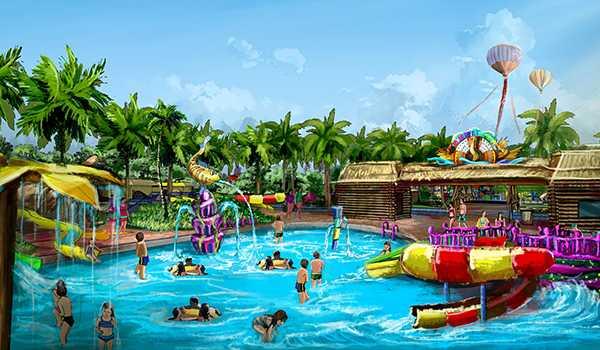 快来看,水上乐园规划设计对运营的影响!