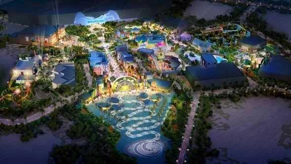 投资前先看——水上乐园行业发展情况!