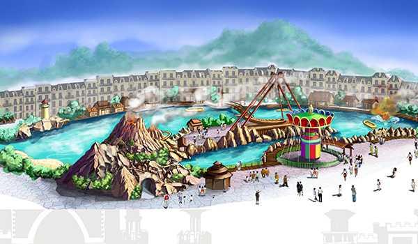 游乐园规划设计的主题化——主题乐园规划设计