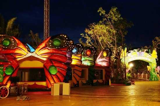 如何提高主题乐园游乐体验-主题乐园设计
