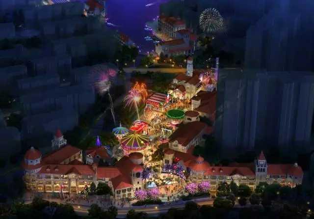创艺园欢乐小镇