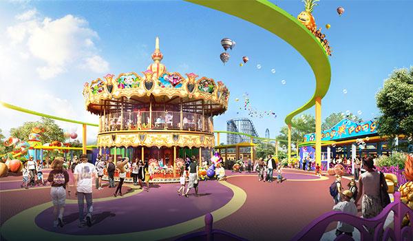 主题乐园IP塑造-主题乐园设计