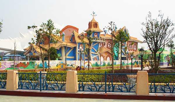 乐园规划设计
