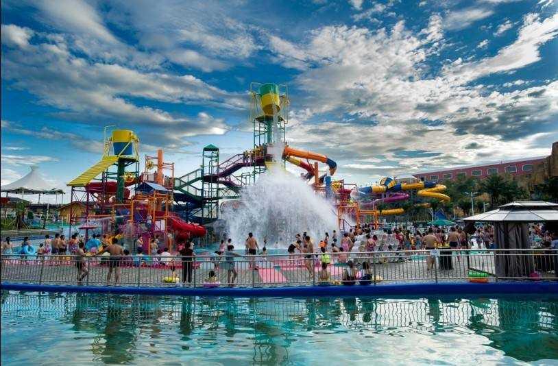 水上乐园发展四大类型-水上乐园设计