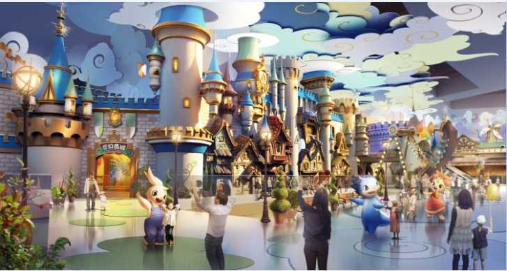 主题乐园IP创造点——主题乐园设计