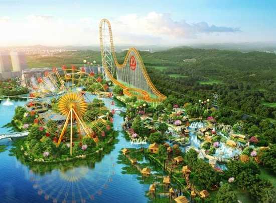 如何建造主题乐园15个步骤 —主题乐园设计