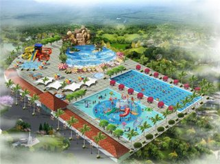 水上乐园概念开发的细节点—水上乐园设计