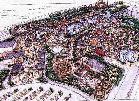 主题乐园建设细则—主题乐园规划设计