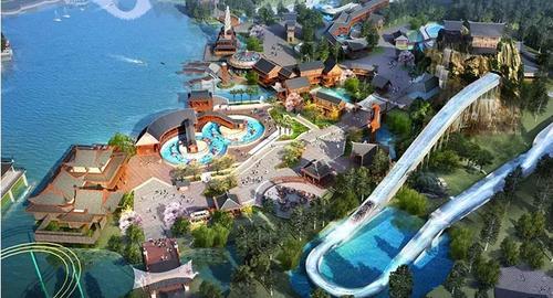 主题乐园分区规划设计——主题乐园设计