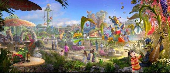 总结2018年主题乐园建设运营讯息——主题乐园规划设计