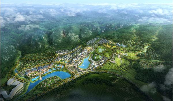 旅游景区策划规划