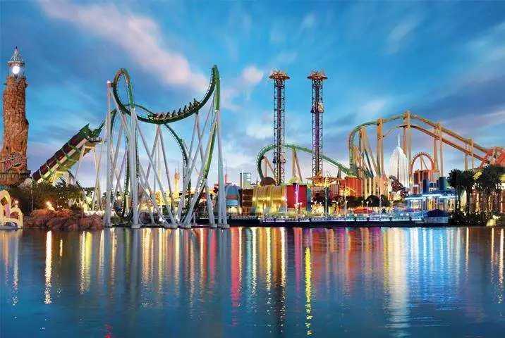 探寻世界顶尖水上乐园占领市场的秘诀