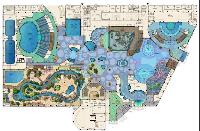 """乐园开发重点——沙龙国际官网规划设计方案的""""灵魂"""""""