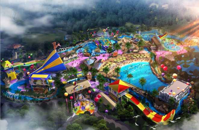 水上乐园规划设计工作的准备内容