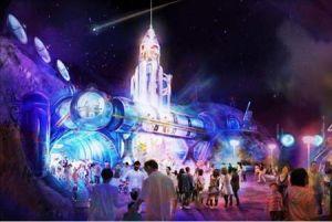 乐园规划概念如何落地——主题乐园包装施工