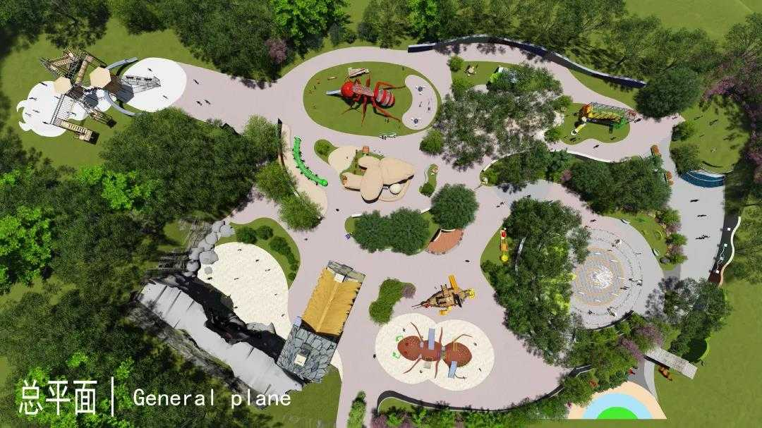 无动力乐园设计