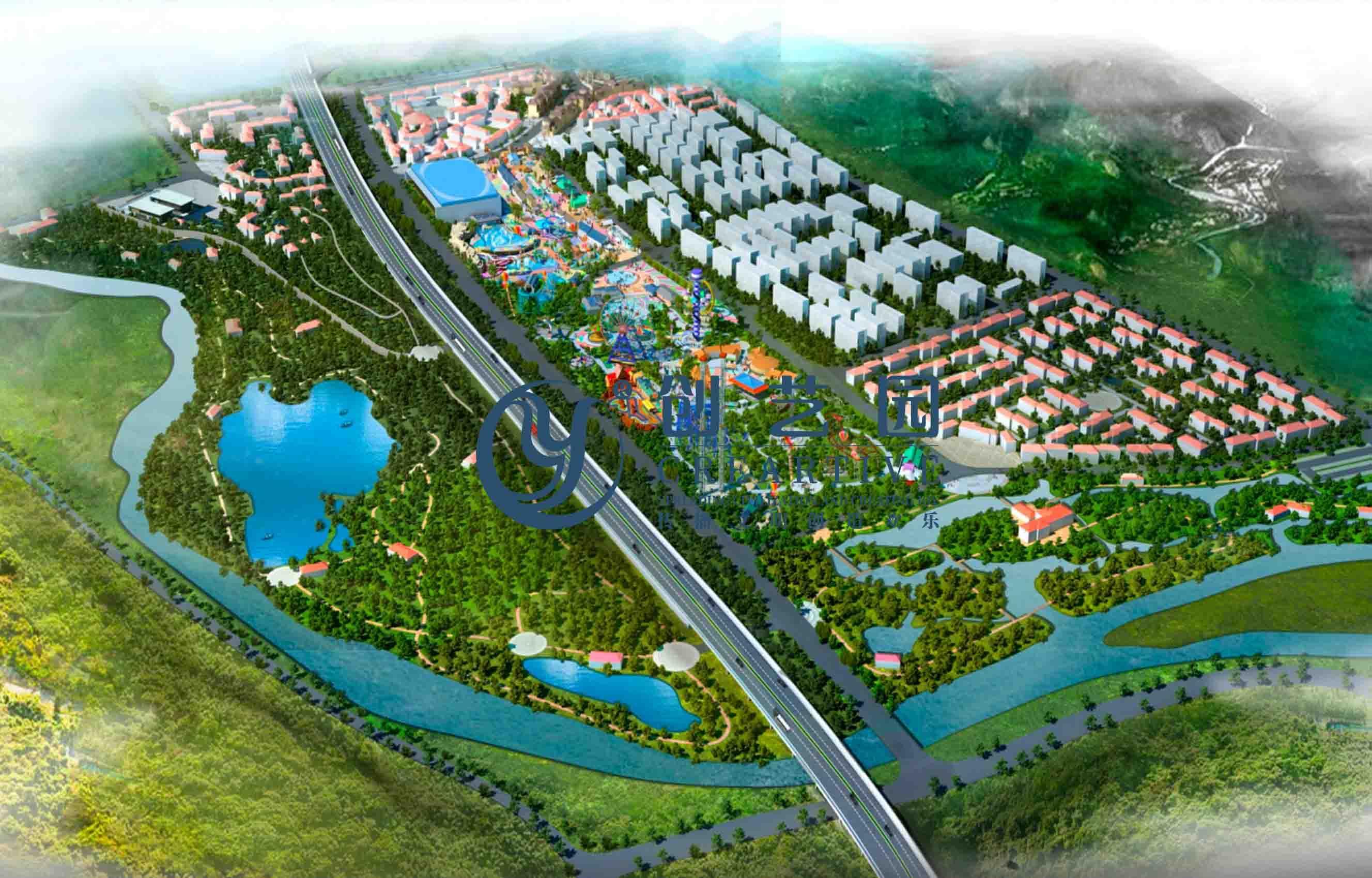 青海迷城旅游度假区