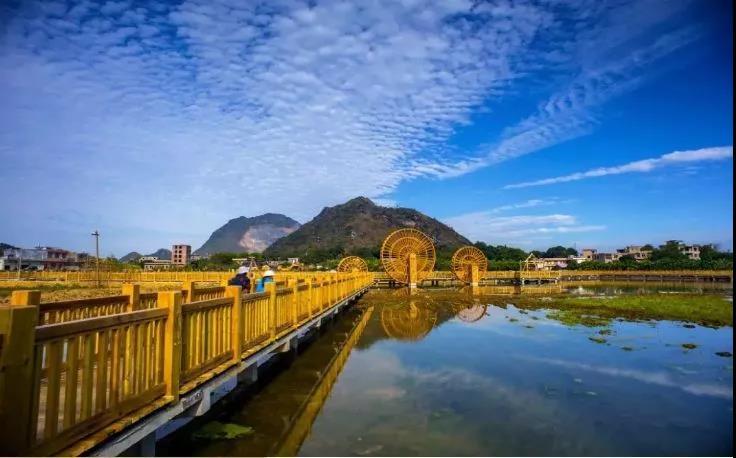 旅游景区景观视觉如何呈现——旅游景区设计