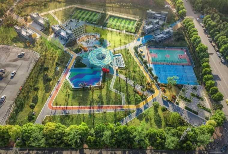 体育公园规划设计