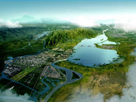 旅游景区提升改造