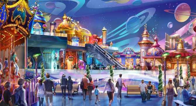 主题乐园发展四阶段中设计该如何创新?