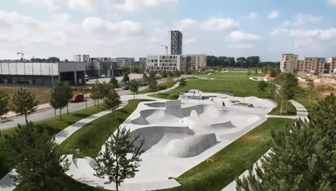 户外体育公园规划设计