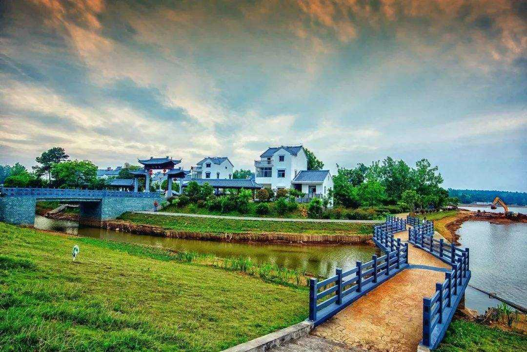 田园综合体规划建设
