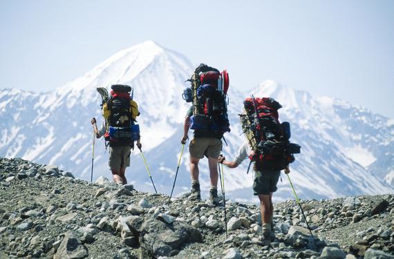 山地户外旅游规划