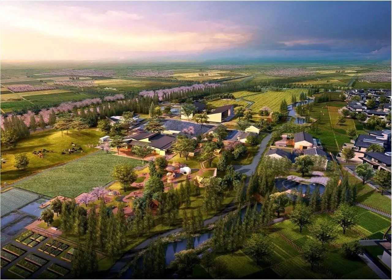 田园综合体规划,旅游规划