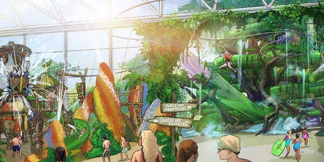 水乐园设计