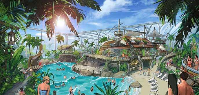 如何成为水上乐园设计工程师