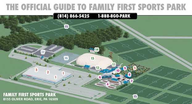 户外运动公园规划