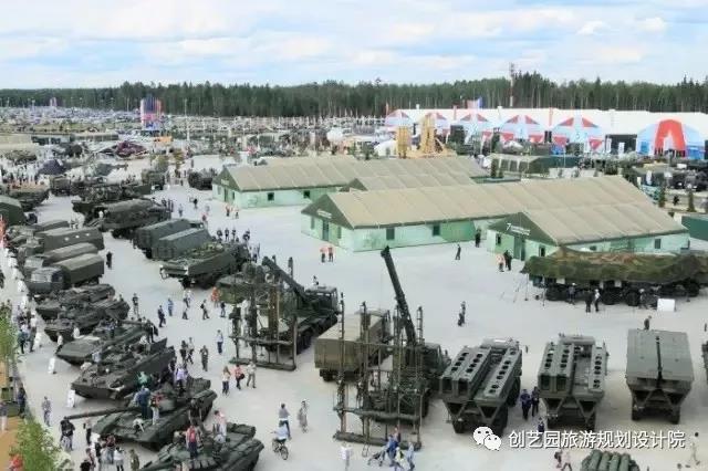 军事主题乐园