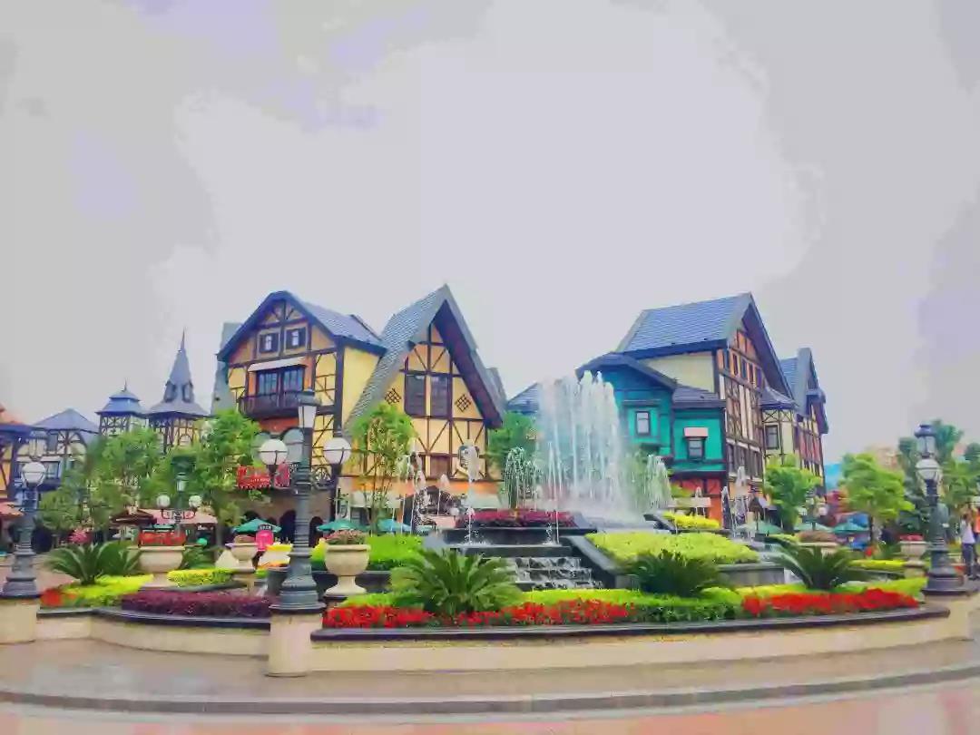 主题乐园规划设计