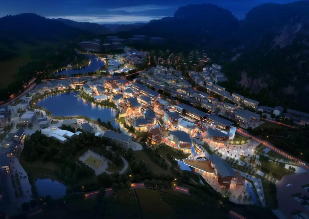 看看国内外文旅小镇规划如何特色化