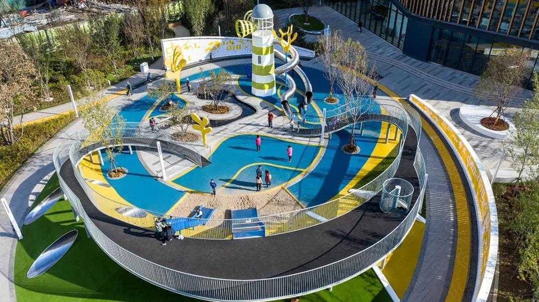 户外儿童乐园设计