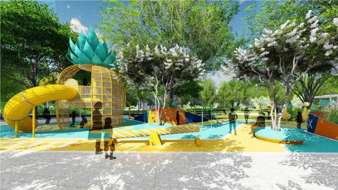 这些新奇户外儿童乐园能给你带来设计启发吗?