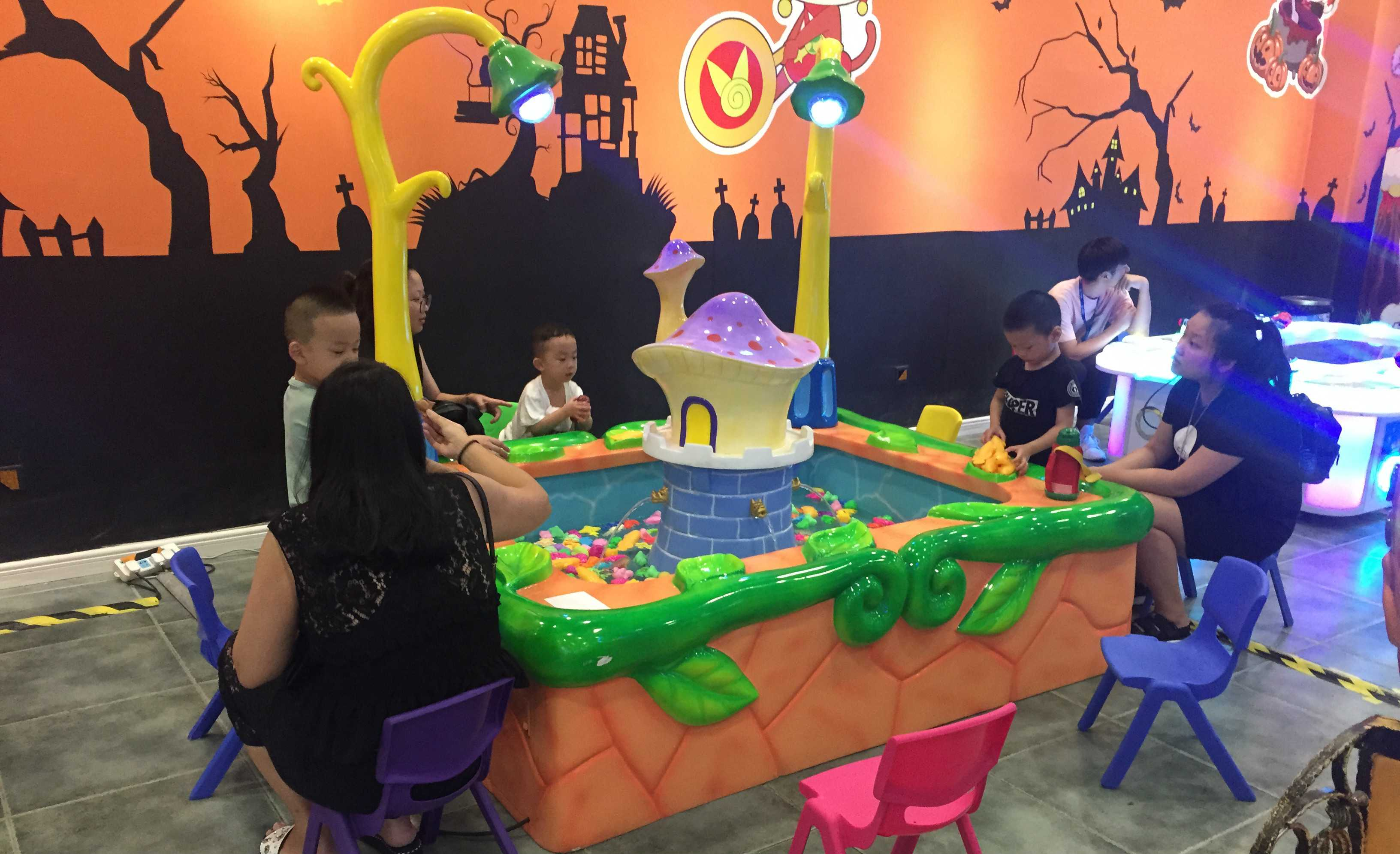 儿童乐园规划设计