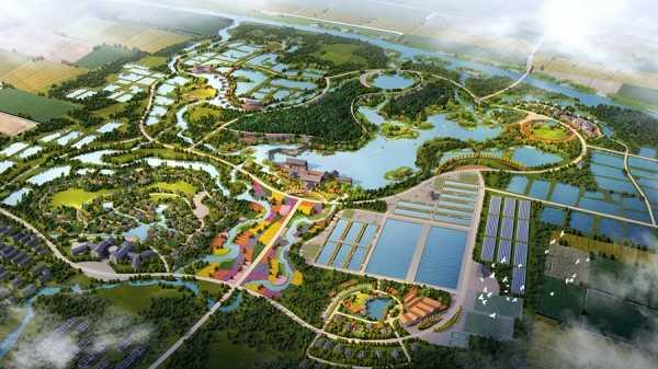 田园综合体规划