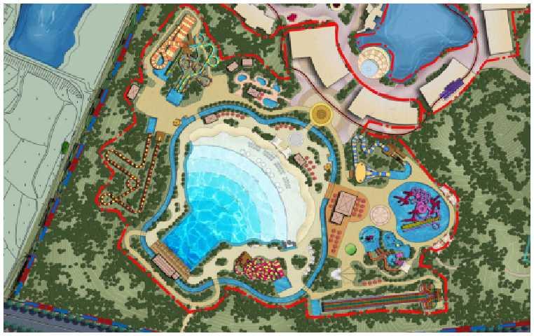 文化旅游度假区规划设计案例
