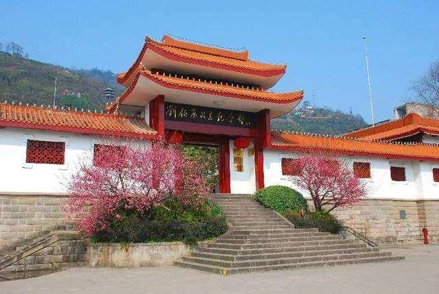 红色主题旅游景区规划设计