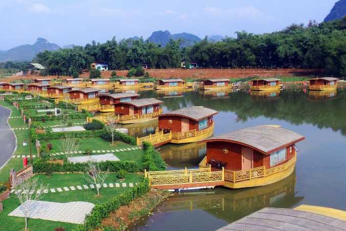 生态旅游建设