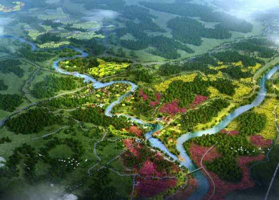 美丽乡村景观规划项目