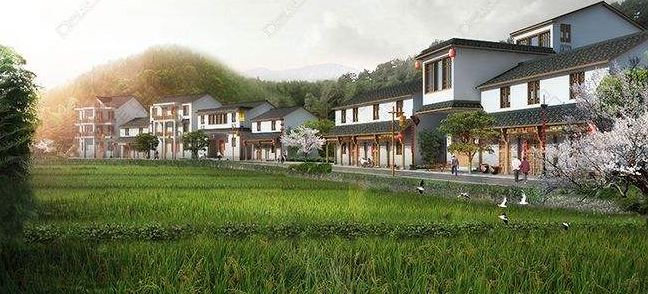 乡村旅游景观规划设计